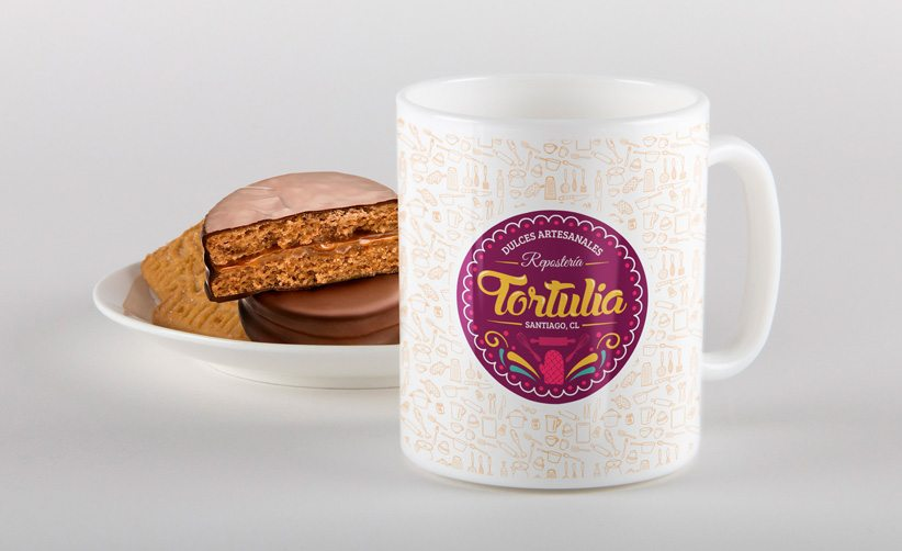 Diseño de logotipo Tortulia