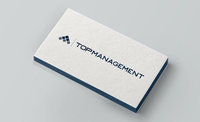 Tarjetas de Presentación Top Management