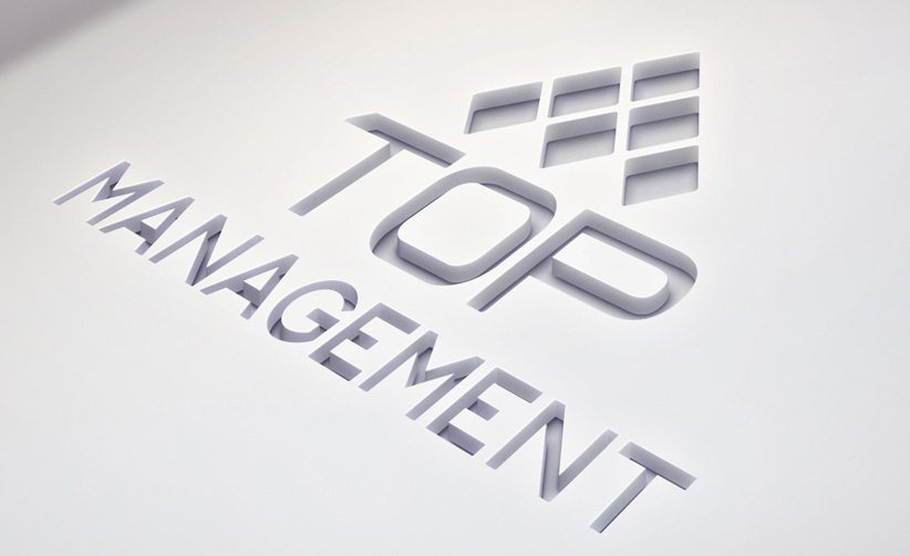 Logotipo Top Management