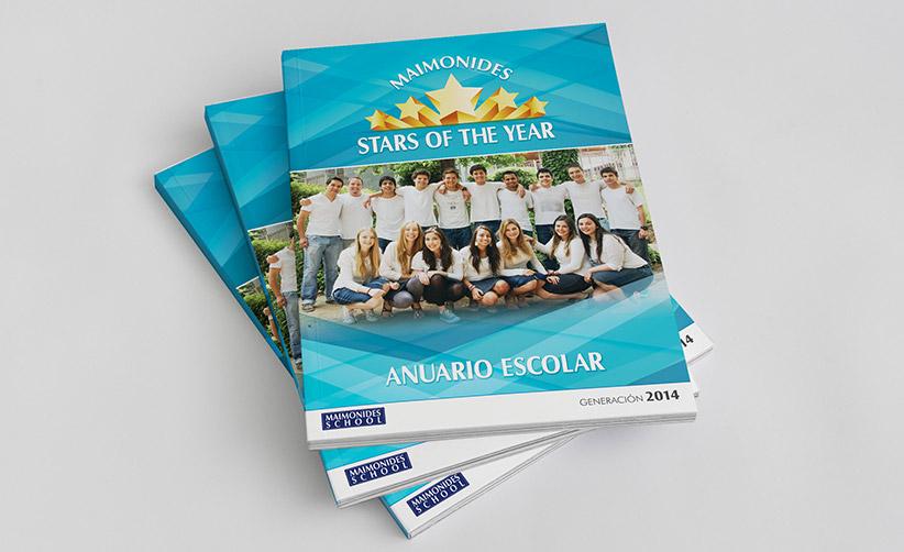 Anuario-Colegio-Maimonides-School